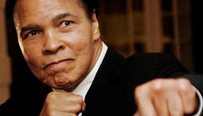 Rare drawings by boxing great Muhammad Ali sell for nearly $1m