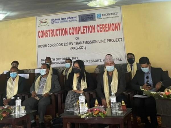 India handovers Koshi Corridor power transmission line to Nepal Electricity Authority