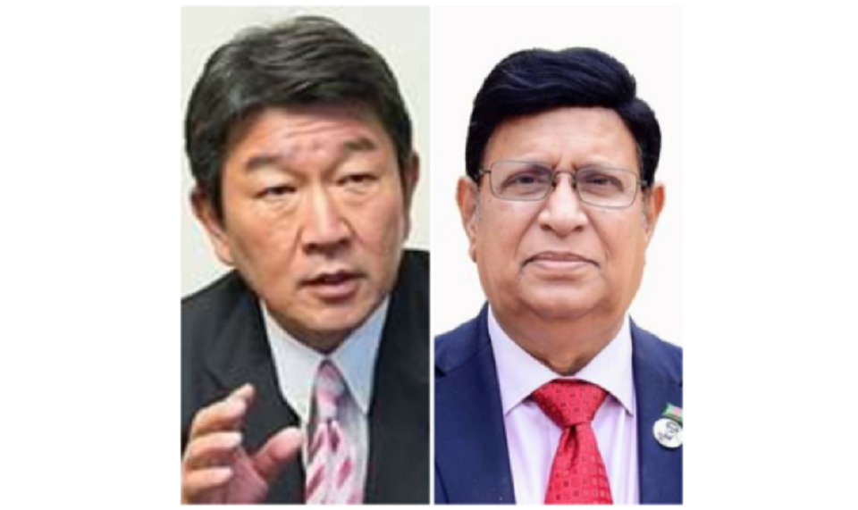 Dhaka to elevate ties with Tokyo to strategic level: Momen
