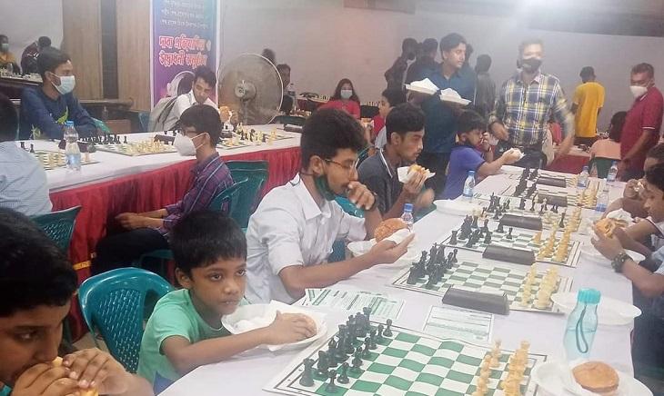 Sheikh Russel School Chess begins