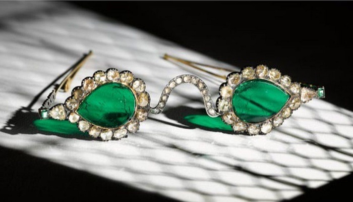 Rare Mughal era eyeglasses to be auctioned by Sotheby's