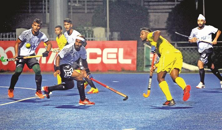 Club Cup Hockey: Abahani win Dhaka derby