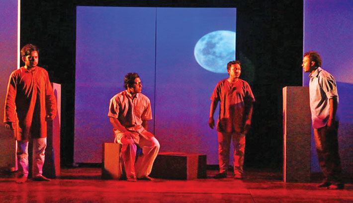 Padatik to stage 'Kaal Ratri' at Ganga-Jamuna Cultural Fest