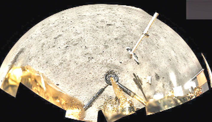 China's Moon mission returned youngest ever lavas