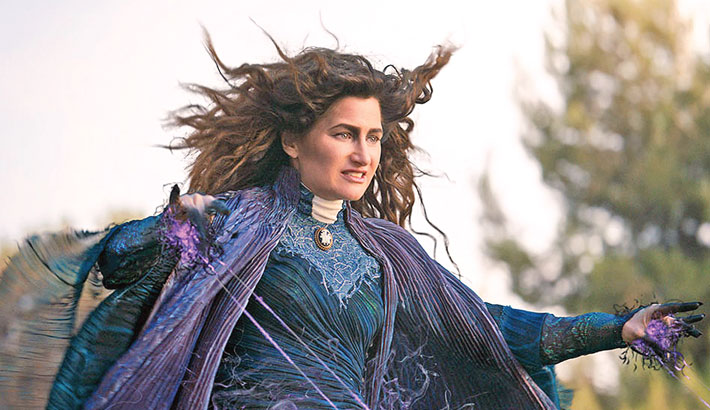 'WandaVision' spinoff starring Kathryn Hahn in the works at Disney Plus