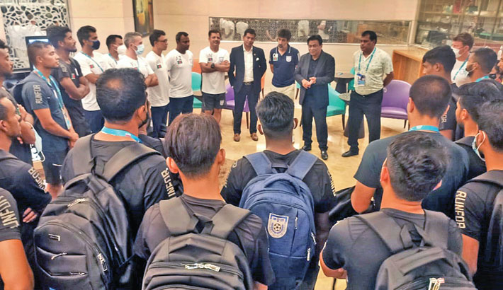 Can Bangladesh qualify for SAFF final?