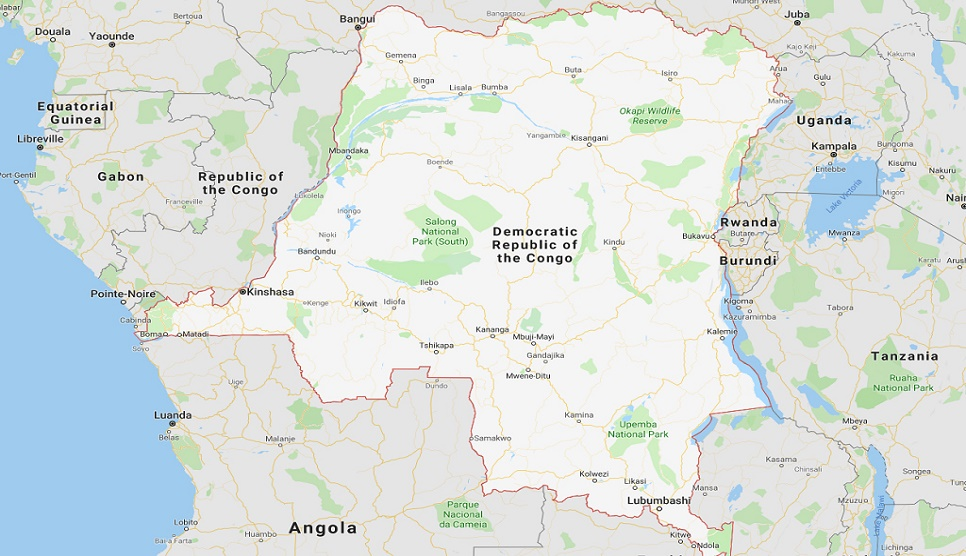 Over 100 dead or missing after vessel capsizes in DR Congo