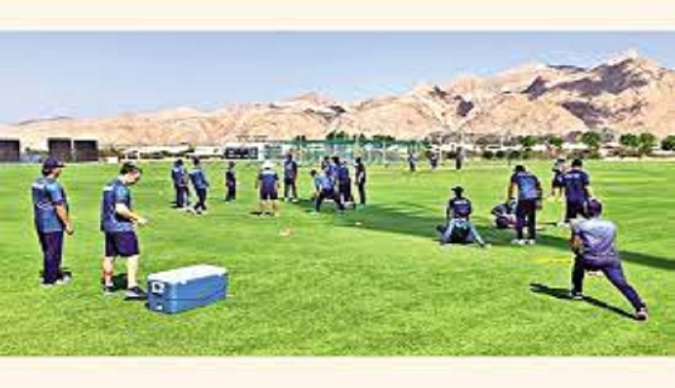 Tigers trounce Oman A in warm-up match