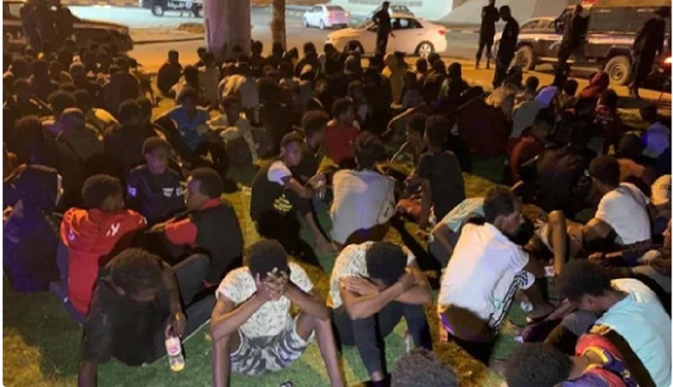 Libya: 6 migrants shot dead at detention center
