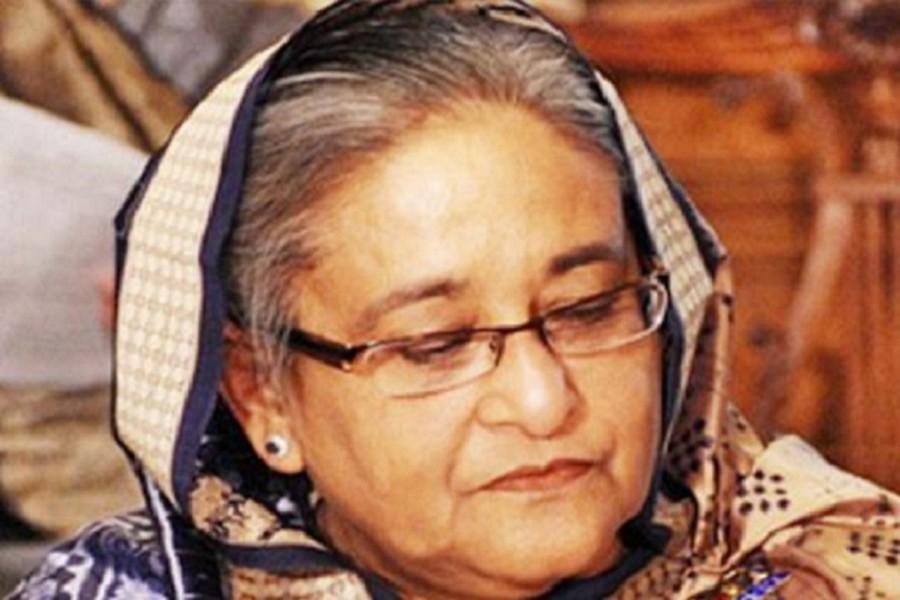 PM mourns death  of Rafiqul Haque 'Dadu Bhai'