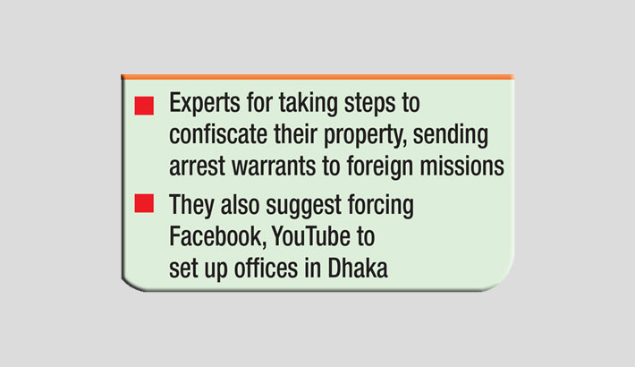 Move to send list of expat cyber criminals to Interpol