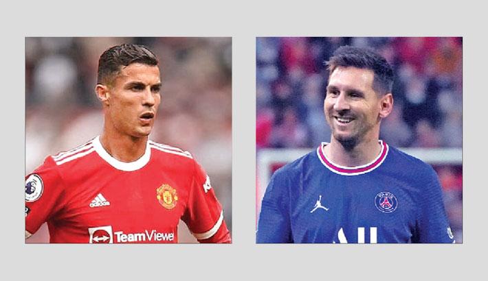 Ronaldo, Messi in Ballon d'Or contention