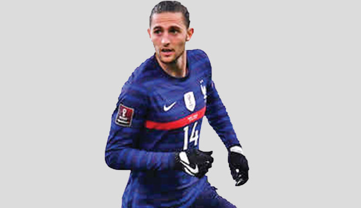 Covid positive Rabiot to miss Nations League final