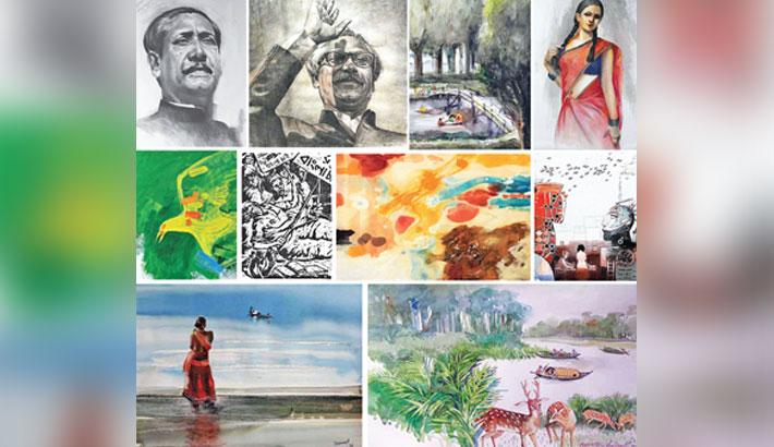 '17th Anniversary Exhibition' begins at Galleri Kaya