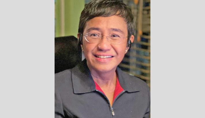 Award for 'all journalists': Nobel Prize winner Ressa