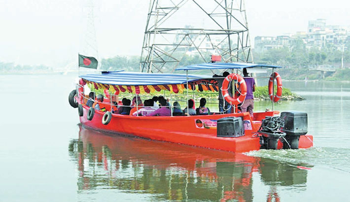 Revive waterways in and around Dhaka city
