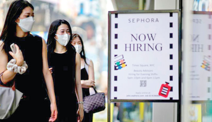 US job growth slows sharply in Sept
