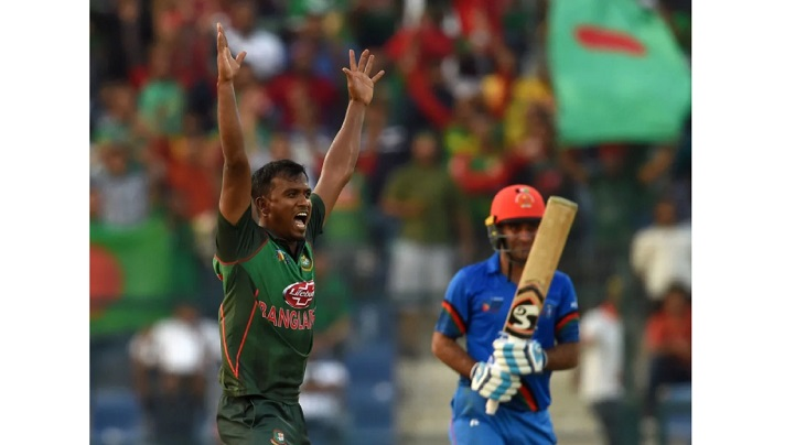 Aminul axed, Rubel to stay with Bangladesh team