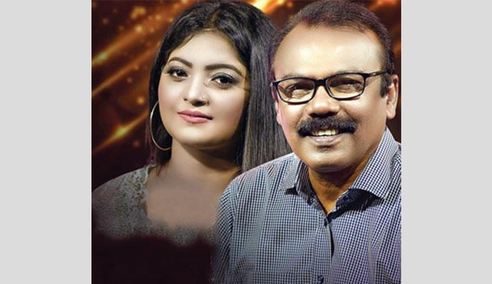 Babu lends voice to 'Sokhi' with Salma