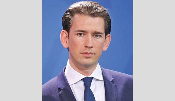 Austrian chancellor steps down amid graft claims