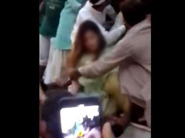 Pak woman Tiktoker urge authorities to take strict action against those involved in attack