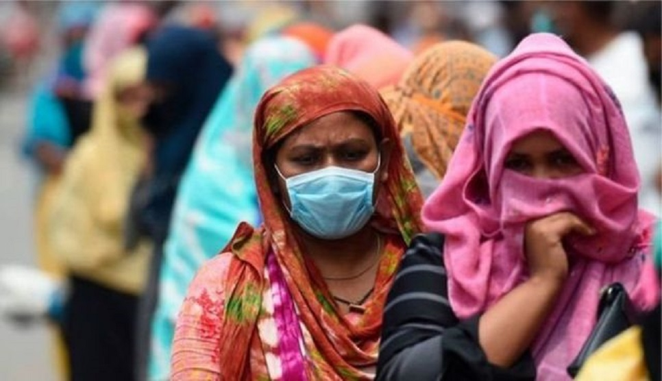 Bangladesh counts 11 Covid-19 deaths, 599 infections in a day
