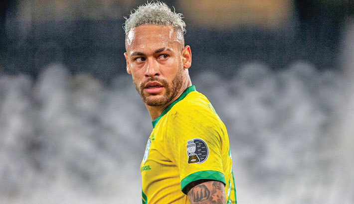 Neymar expects 2022 World Cup to be his last