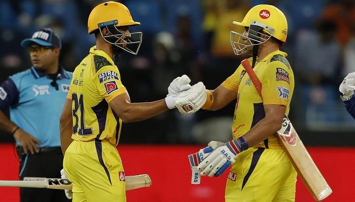 Dhoni cameo helps Chennai down Delhi to reach ninth IPL final