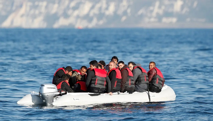 More than 1,000 migrants cross Channel to UK in two days