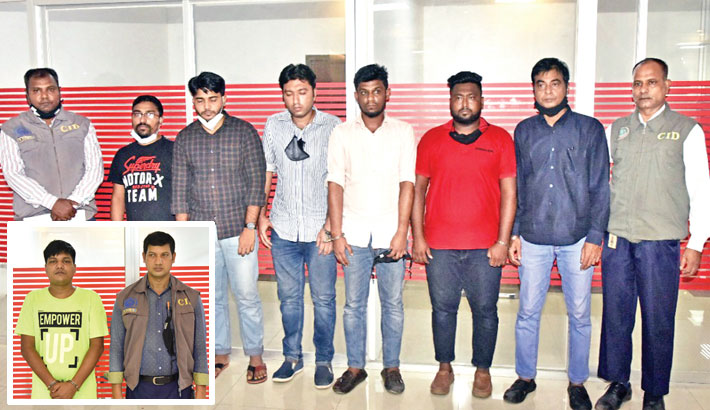 Owners, executives of 3 e-commerce sites arrested