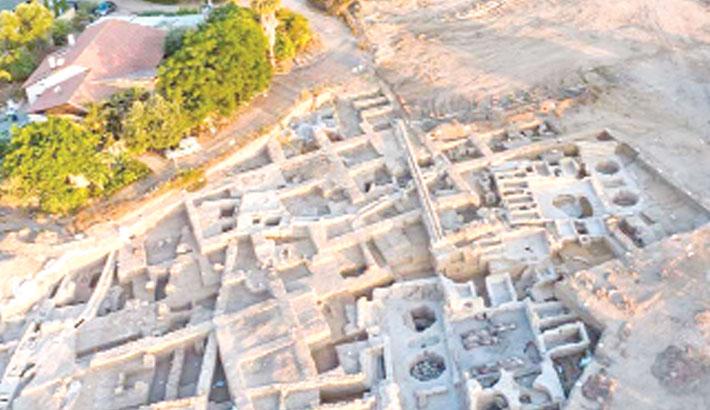 'World's largest' Byzantine-era winery uncovered