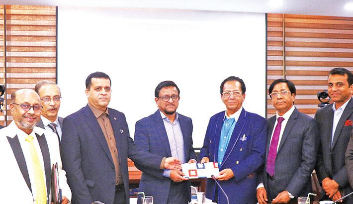 KPC Group chairman visits NRB Bank