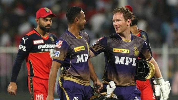 Narine stars as Kolkata end captain Kohli's IPL dream