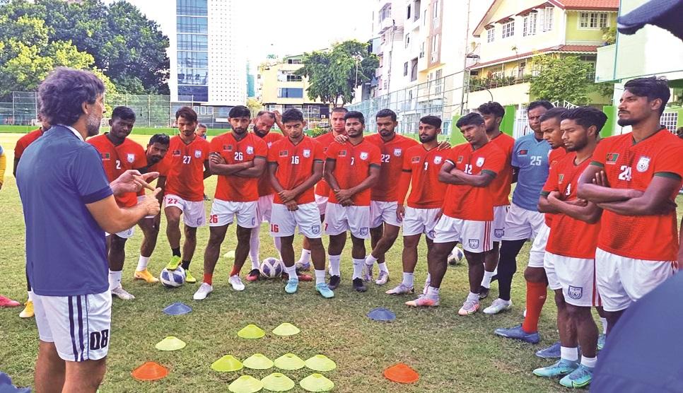It's make or break for Bangladesh