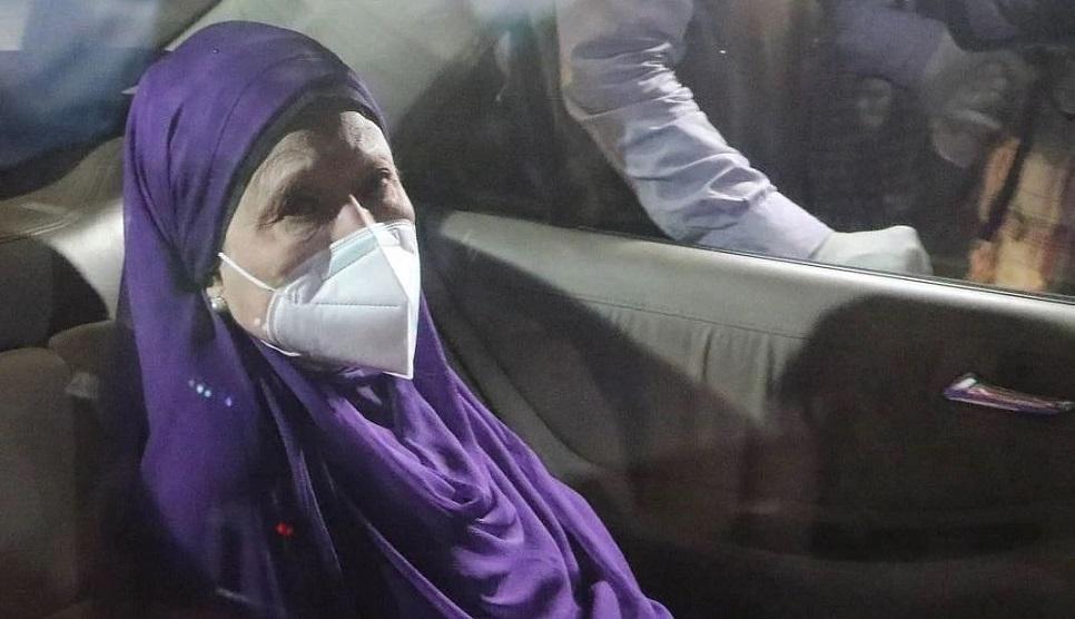 Khaleda admitted to Evercare Hospital