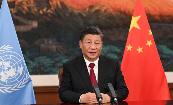 Chinese President Xi Jinping's keynote speech at Leaders' Summit of COP15