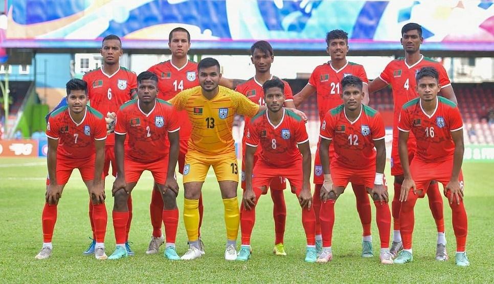 SAFF Football: Bangladesh to face Nepal