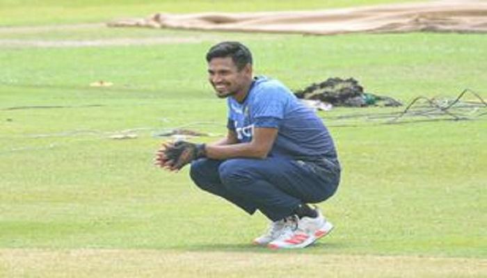 Mustafizur rested against Sri Lanka