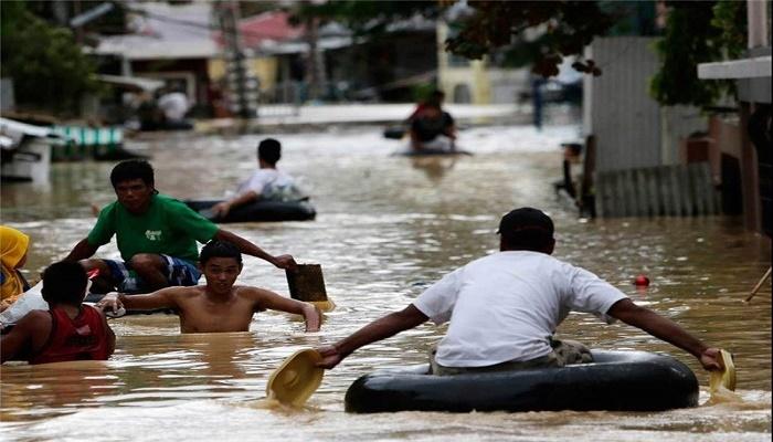 Nine dead in Philippines storm