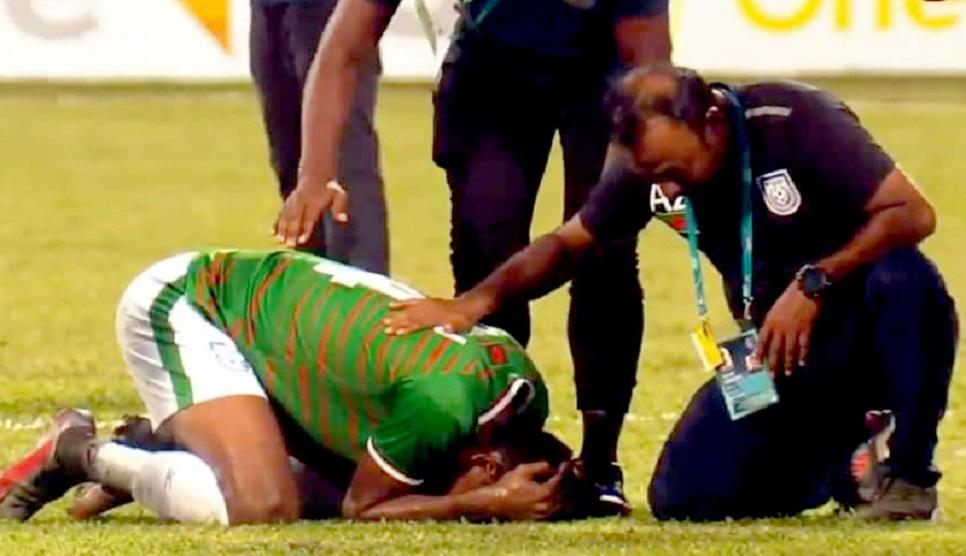 Bangladesh's SAFF final hope dashed