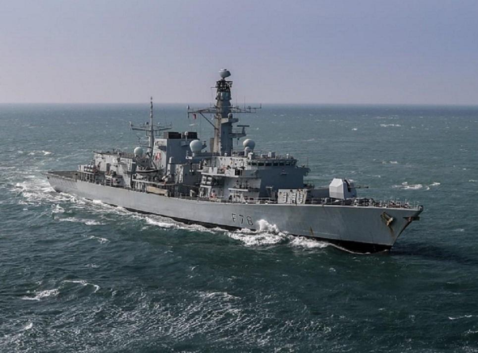 British Royal Navy Ship HMS Ken to arrive in Bangladesh on Thursday