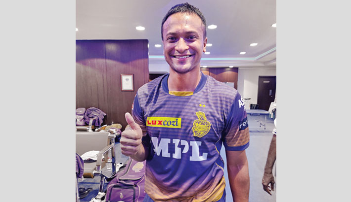 Shakib's joining date to be confirmed after today's IPL game