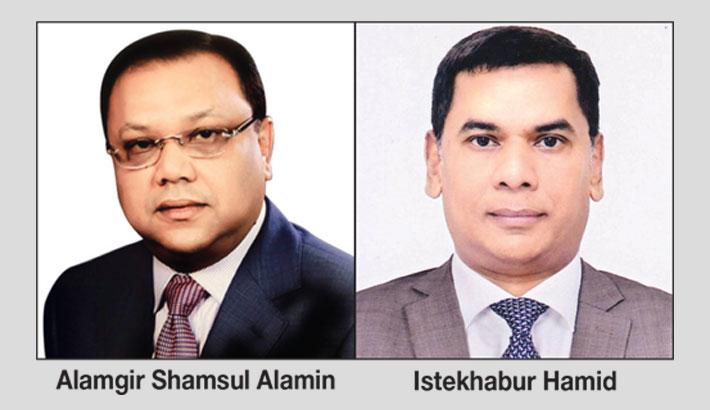 Shamsul Alamin elected new REHAB president
