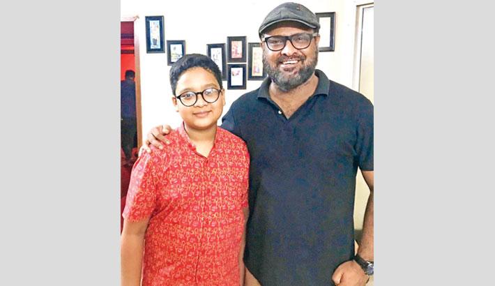 Shafiq Tuhin's 'Sheikh Russel-er Kanna'