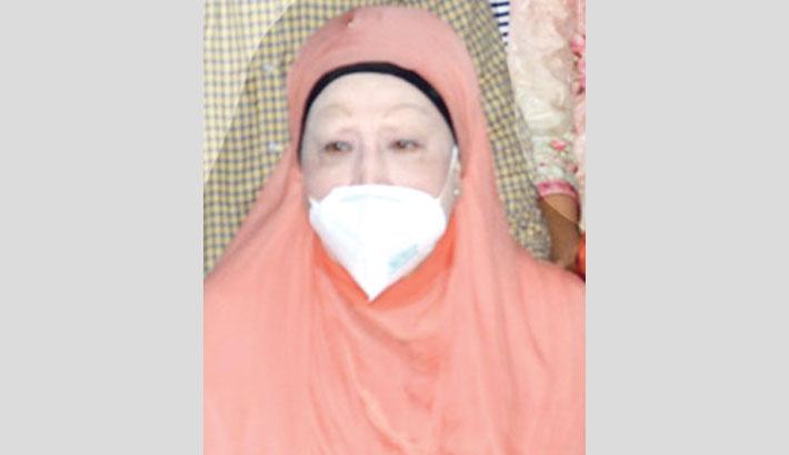 Khaleda admitted to hospital again