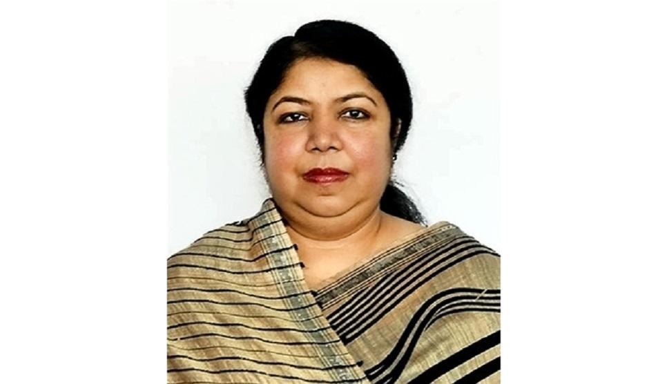 Speaker Dr Shirin Sharmin Chaudhury reaches Saint Petersburg in Russia