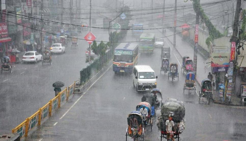 Rain may increase, temperature may fall
