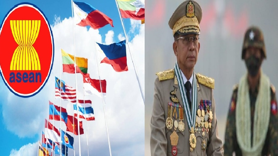 Asean urged not to invite Myanmar military ruler to its summit