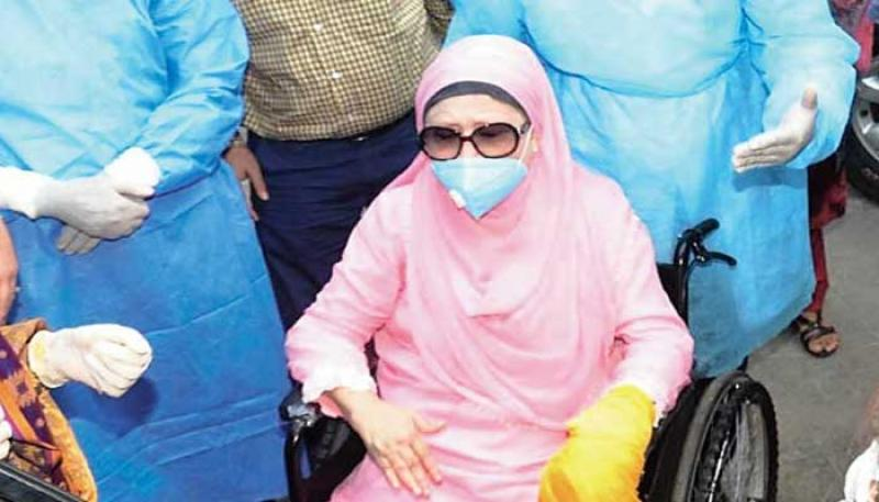 Two cases against Khaleda: Indictment hearing on Oct 24