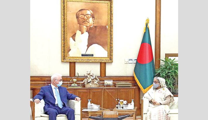 Bangladesh to welcome Russia's investment in jute industry: PM